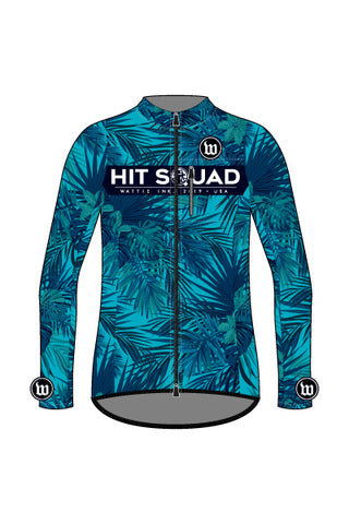 HTSQ 2019 - Contender Women's Double Threat Running Jacket - #AIWHI718-1
