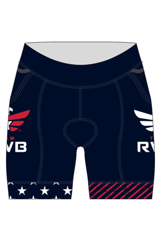 Women's Team RWB Contender Triathlon Short - #1360