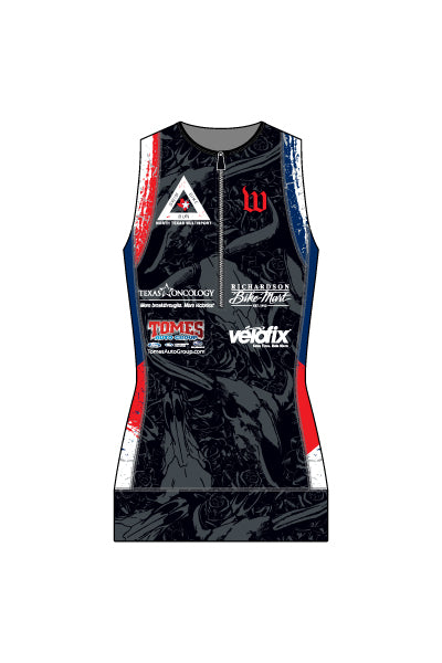Women's North Texas Multisport Contender Aero Tri-Top - #WNO218-2