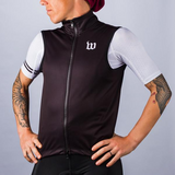 Women's Retro Collection Black Contender Vest - #WNO218-2