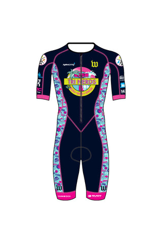 TriNerds - MTS02NV - Men's Tri-Speedsuit - #1343