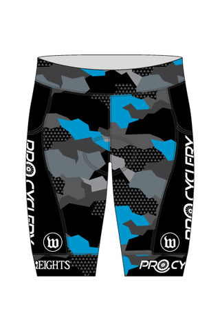 Pro Cyclery - Contender 2.0 Men's Tri Bottom - #WPR119-1