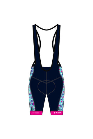 TriNerds - MBS02NV Men's Contender Bib Shorts - #1343