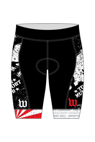 Tucson Multisport - Men's Contender Aero Triathlon Short - #1409