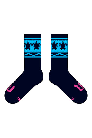The Fitness Lab - Team Socks (Three Pair Bundle) - #WFI119-1