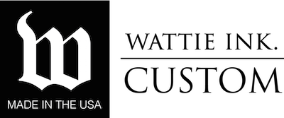 Wattie Ink Custom