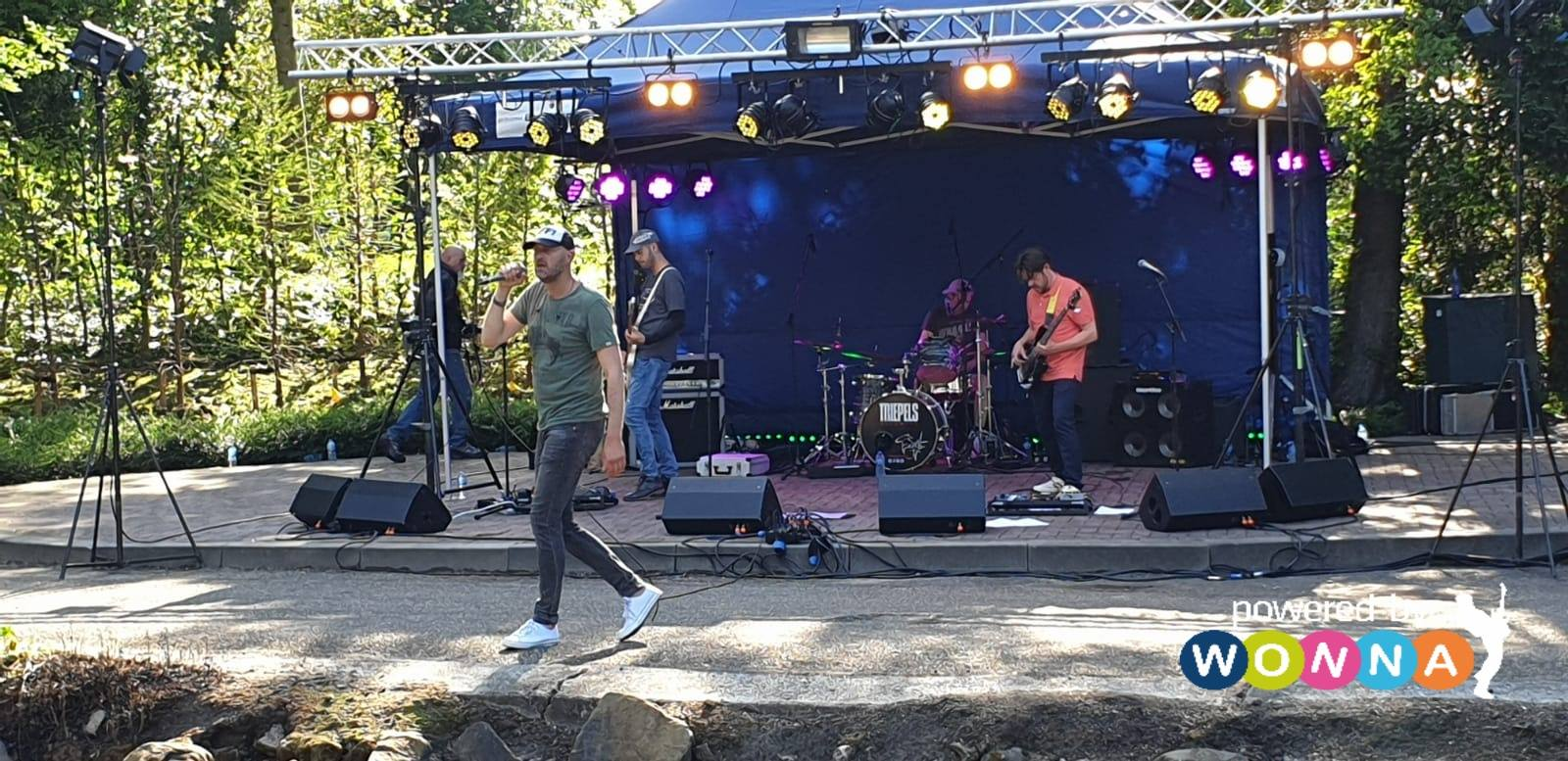 vijverpark brunssum hemelvaart 2019 red hot chili neppers de beste peppers tribute band