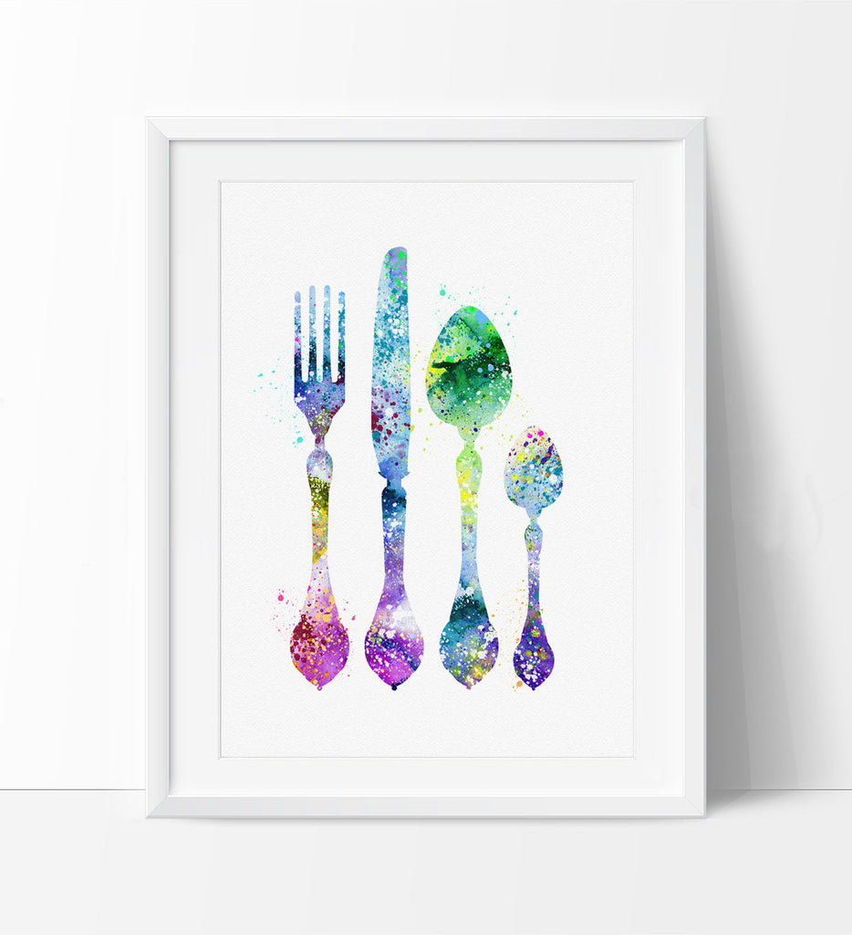 Extra Large Fork And Spoon Wall Decor from cdn.shopify.com