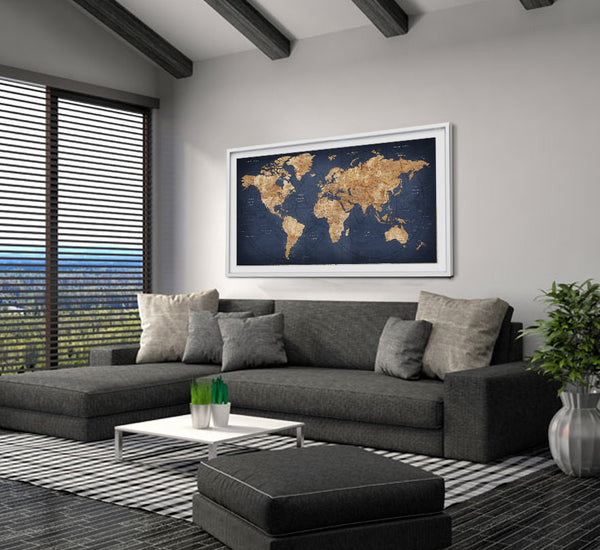 World map push pin Large world map Abstract World Map Travel – Travel Wall Maps With Pins