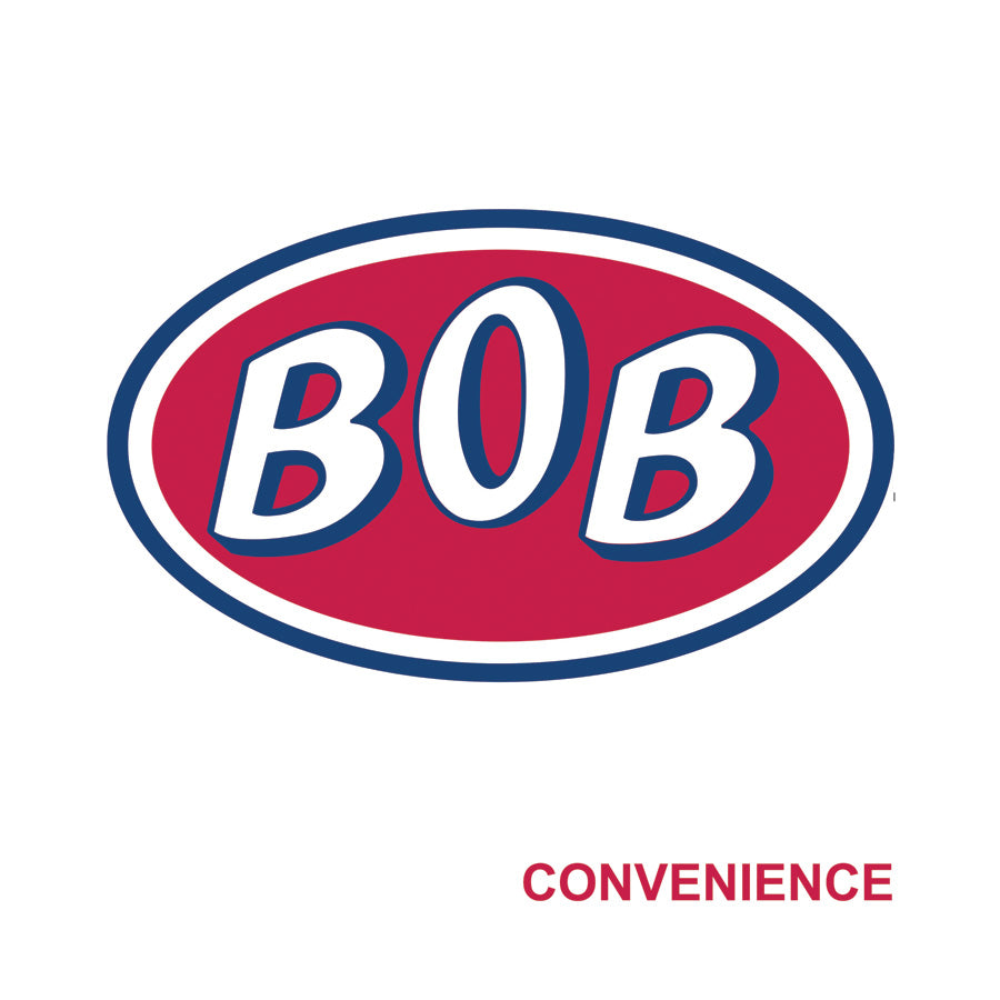 "**SOLD OUT** BOB - CONVENIENCE 7"" RED VINYL ***"