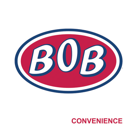 "**SOLD OUT** BOB - CONVENIENCE 7"" AMBER VINYL"
