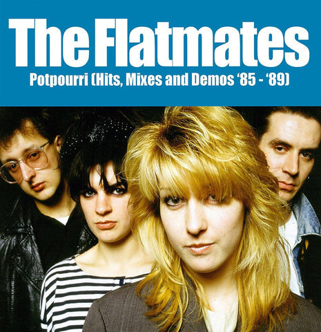 FLATMATES, THE - POTPOURRI (HITS, MIXES AND DEMO'S 85-89) 2LP