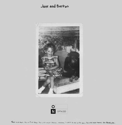 "JANE AND BARTON - JANE AND BARTON 10""MLP+CD"