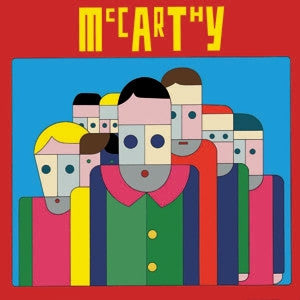 McCARTHY - BANKING, VIOLENCE AND THE INNER LIFE TODAY LP+7""