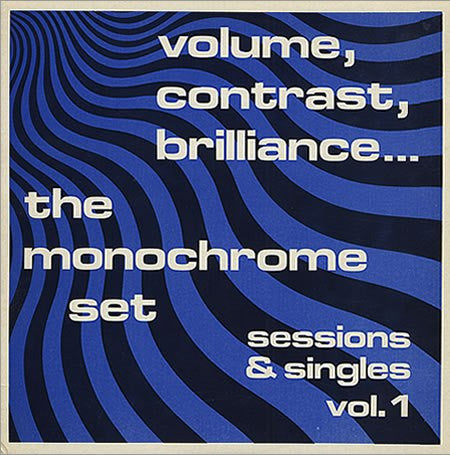 MONOCHROME SET, THE - VOLUME, CONTRAST, BRILLIANCE VOL. 1 LP