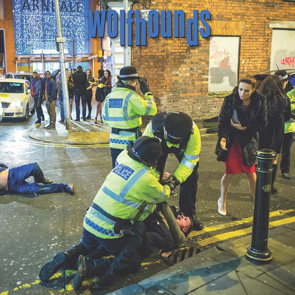 WOLFHOUNDS - UNTIED KINGDOM (or how to come to terms with your culture) CD