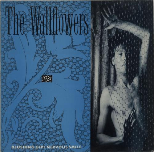**SOLD OUT** WALLFLOWERS, THE - BLUSHING GIRL NERVOUS SMILE 7""