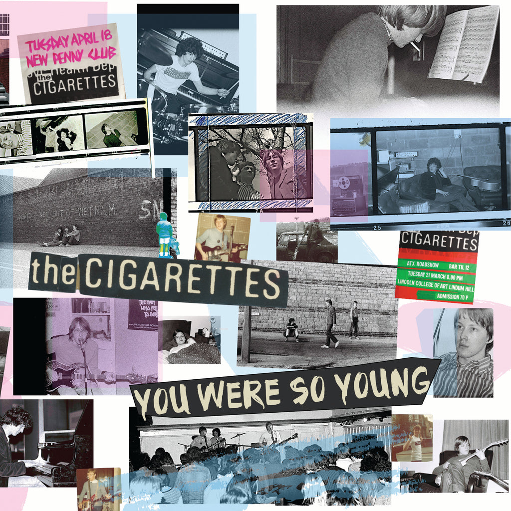 CIGARETTES, THE - YOU WERE SO YOUNG CD PRE-ORDER