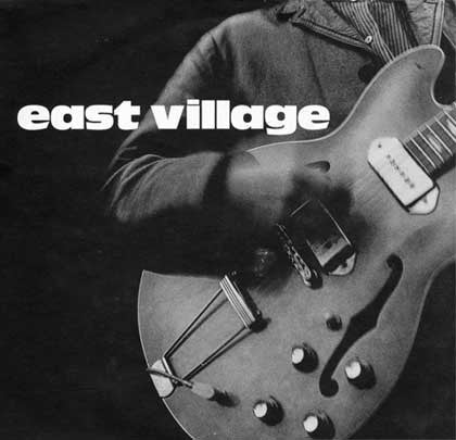 EAST VILLAGE - CUBANS IN THE BLUEFIELDS 7""