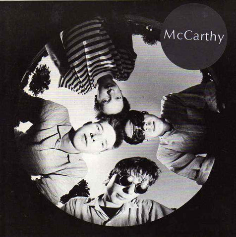**SOLD OUT** McCARTHY - RED SLEEPING BEAUTY 7""