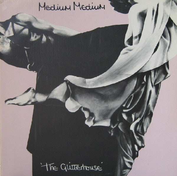 MEDIUM MEDIUM - THE GLITTERHOUSE 2LP+12""