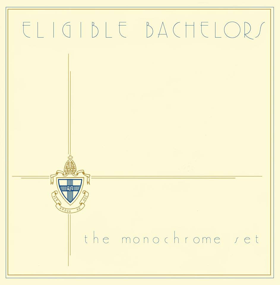 **SOLD OUT** MONOCHROME SET, THE - ELIGIBLE BACHELORS LP