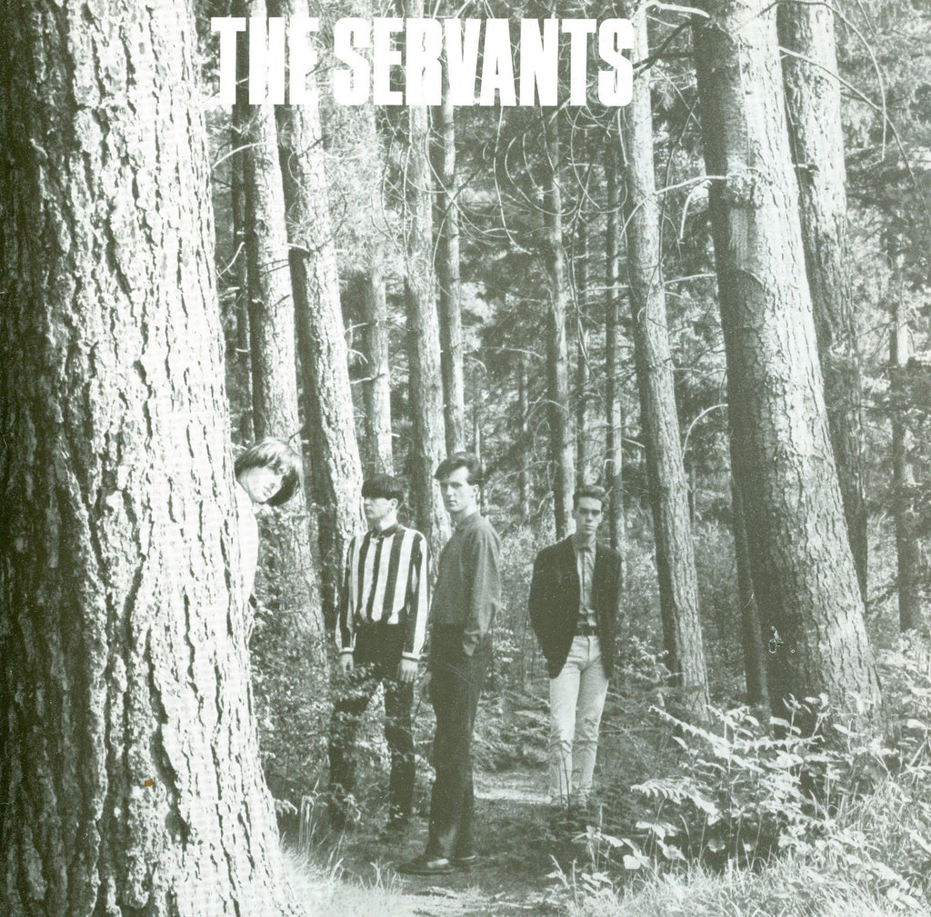 SERVANTS, THE - THE SUN A SMALL STAR 7""