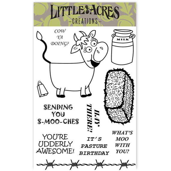 'Hay There' Stamp set
