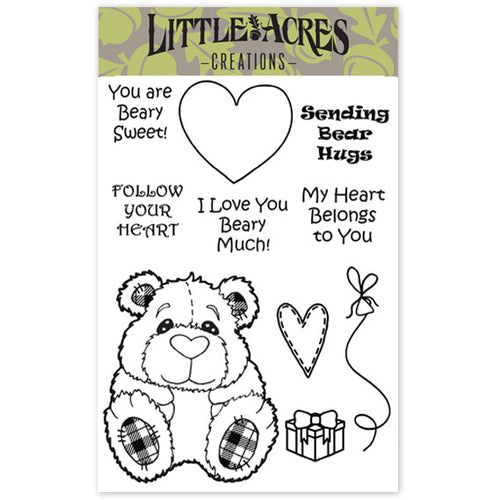 'Beary Sweet' Stamp Set