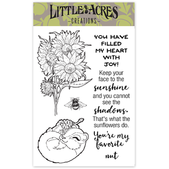 'Summer Blessings' Stamp Set
