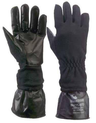 TurtleSkin ChemBio Gloves