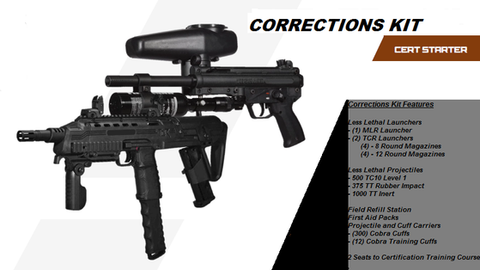 Corrections - Less Lethal Kit