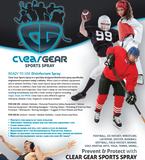 Clear Gear 8 OZ. Bottle