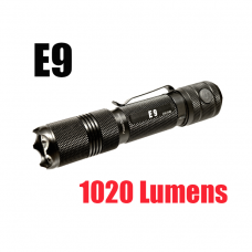 E9 1020 Lumen LED Flashlight