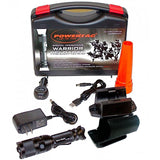 Warrior Reloaded 850 Lumen Rechargeable LED Flashlight Law Enforcement Package