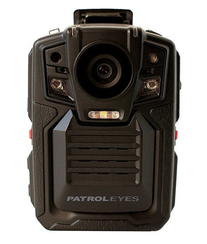 PatrolEyes SC-DV5 HD 1080P GPS Auto Infrared Police Body Camera