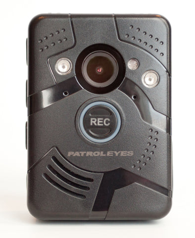 PatrolEyes HD Elite Infrared Police Body Camera