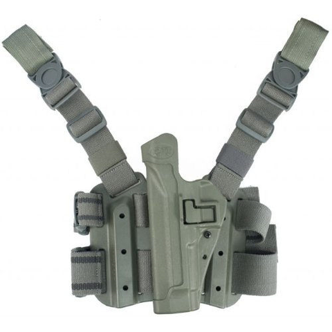 Blackhawk - Tactical Serpa Holster for Sig Sauer 220 w/or w/o Rail