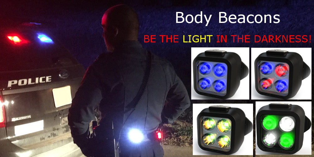 Check out our new line of Body Beacons!