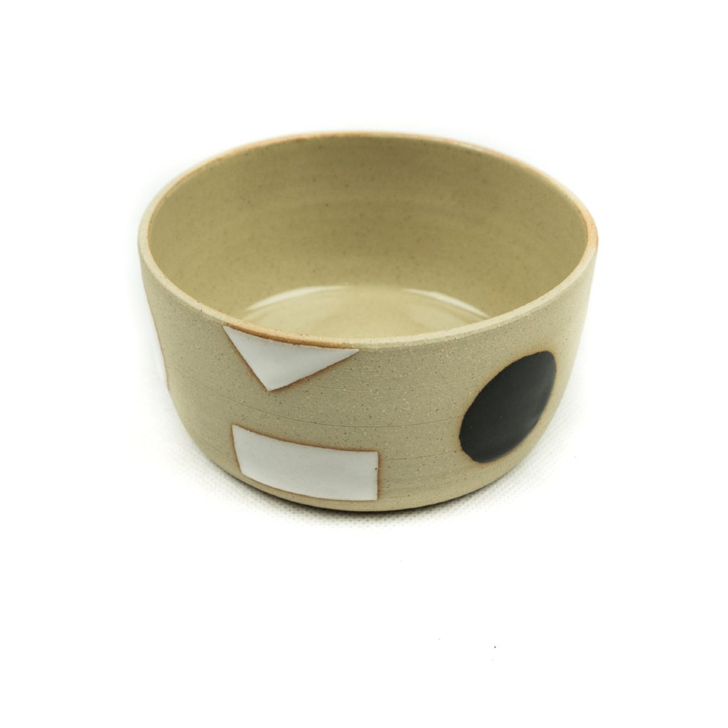 Ceramic Dog Bowl | bob+BEAR