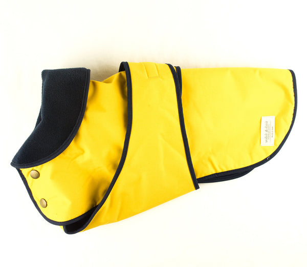 Yellow Rain Jacket | bob+BEAR