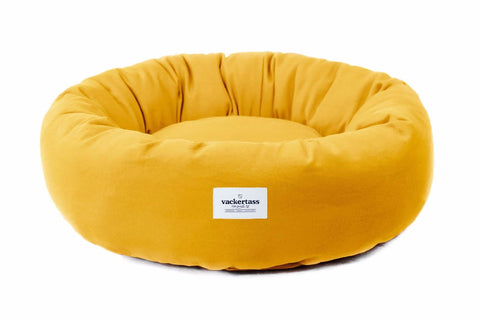 Donut Dog Bed - Mustard | bob+BEAR