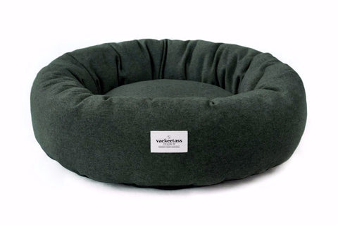Donut Dog Bed - Moss | bob+BEAR