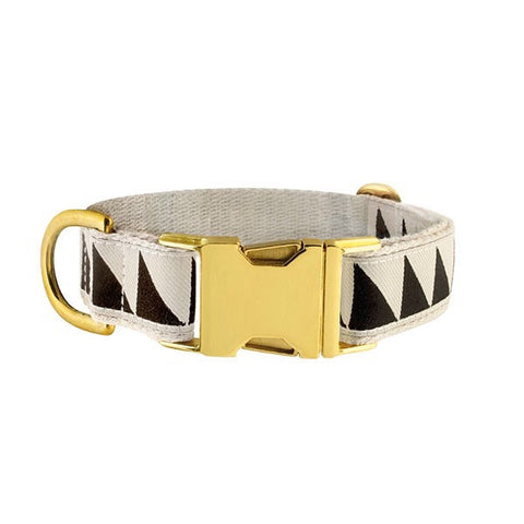 Nice Grill Collar - Cream & Black | bob+BEAR