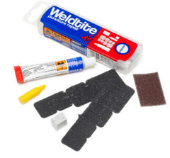 Example of a Bicycle Puncture Repair Kit
