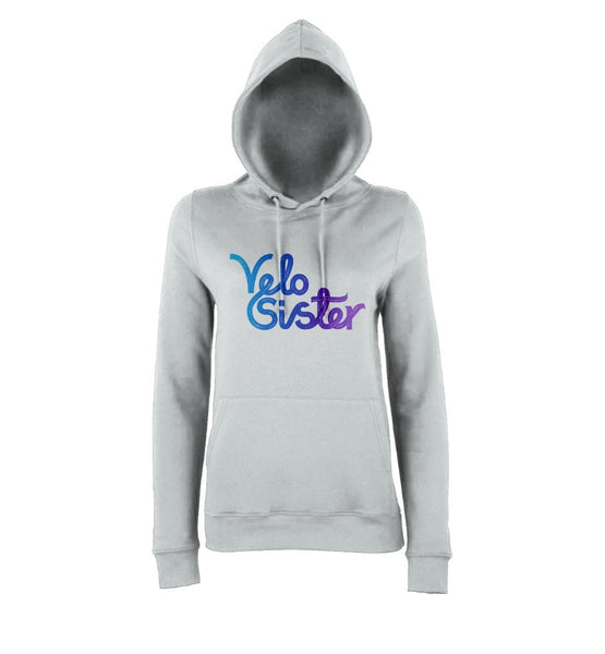 Velo Sister Hoody (Grey-Purple)