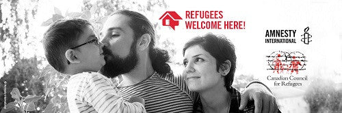 PAST EVENT - Refugees Welcome Here! Open House - June 20, 2016
