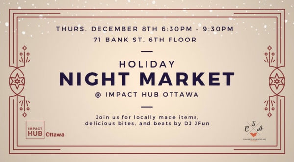 PAST EVENT: Holiday Night Market - December 8, 2016