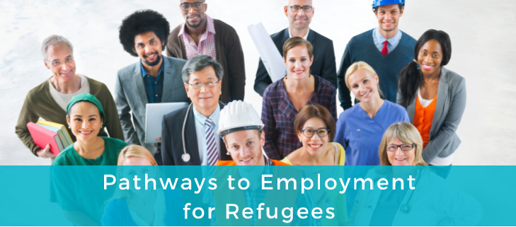 PAST EVENT: Pathway To Employment For Refugees - June 16, 2016