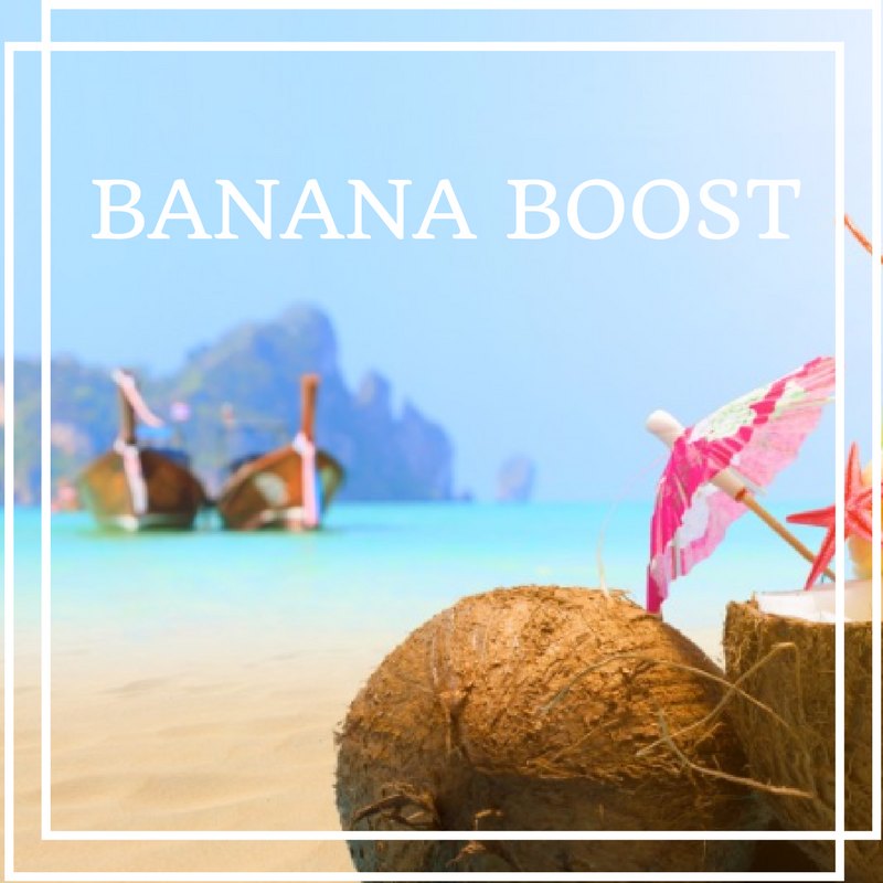 Banana Boost Organic Tea